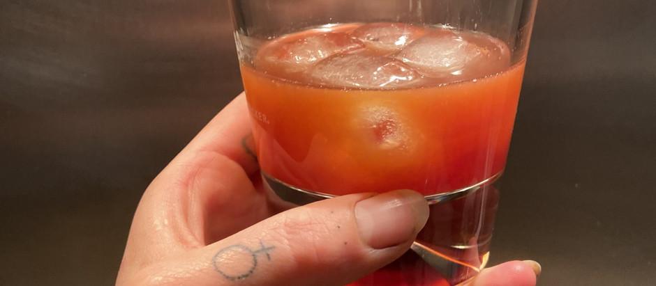 'Grapefruit Coffee Negron-ly'