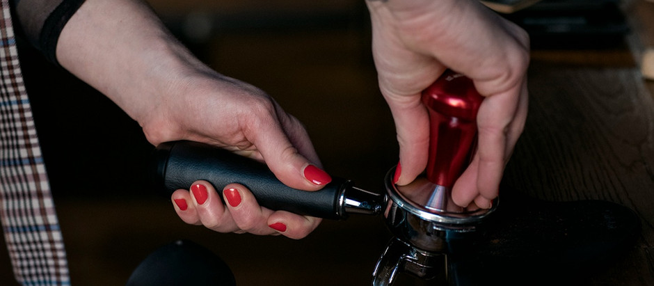 A quick guide to tamping coffee