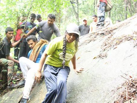 Expedition Training to Hulangala