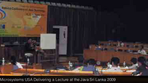 The First and Largest Software Exhibition in Sri Lanka was Organised by the Java Institute