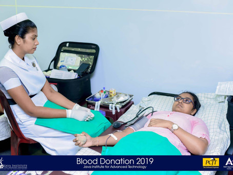 Blood of Compassion 2019