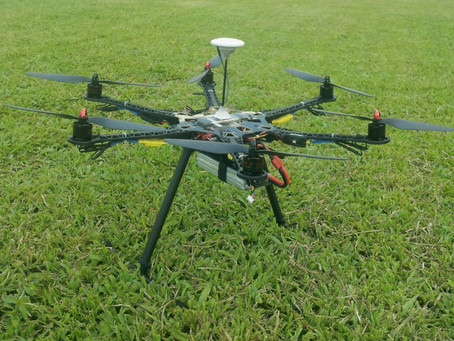 Introduction to the Hexacopter