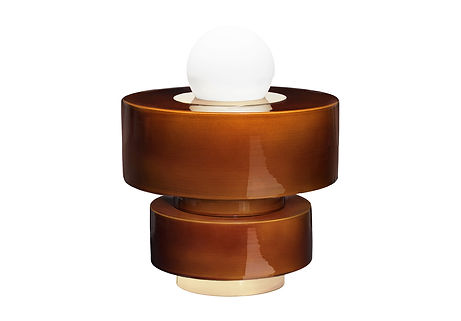 Designed by Studio HAOS. Table light available in 4 colors and 5 sizes.