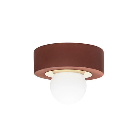 Designed by Studio HAOS. Ceilling Light available in 4 Colors and 2 sizes