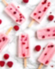 framboise popsicles