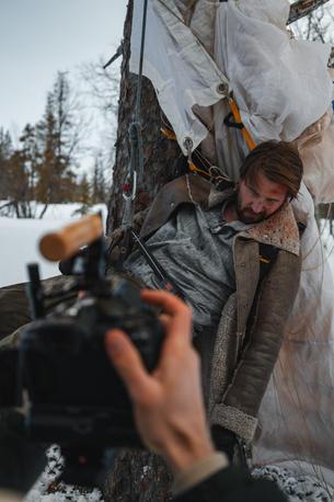Shortfilm shoot