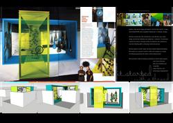 Exhibit Design with Ghislaine Vinas