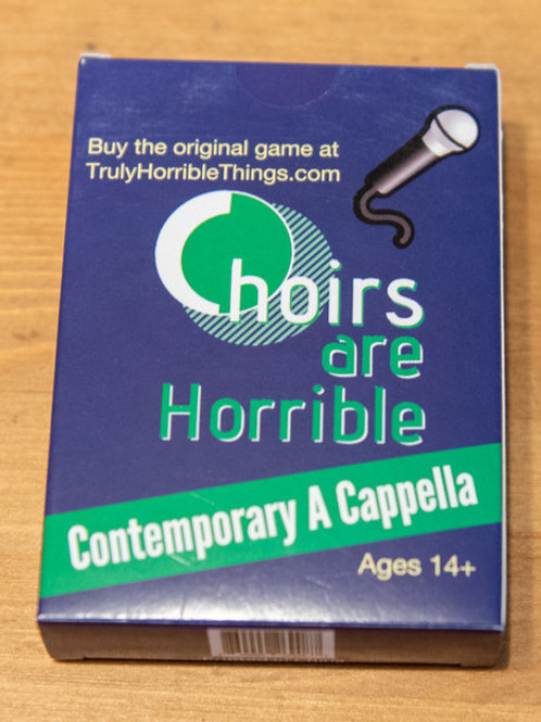 Contemporary A Cappella Expansion Deck