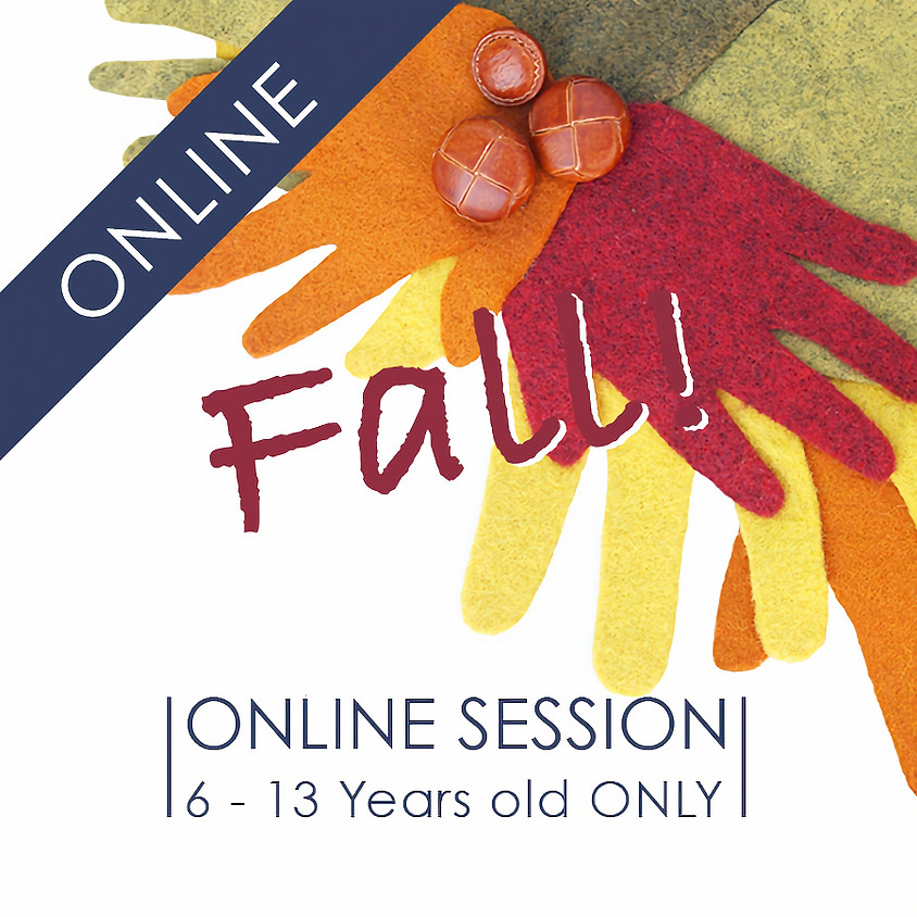 Fall - 90 Minutes ONLINE French Cultural Event