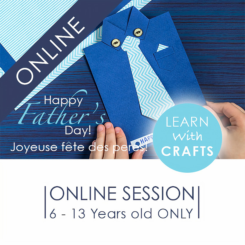 FATHER's DAY - 90 Minutes ONLINE French Cultural Event