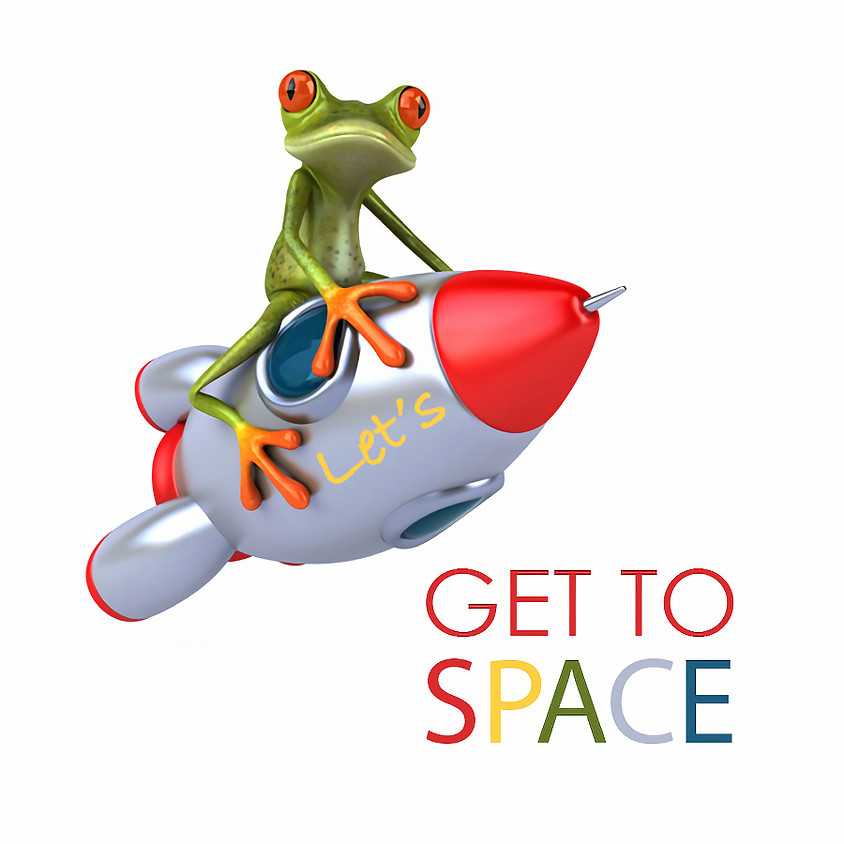 Let's Get To SPACE - 5 Day Camp