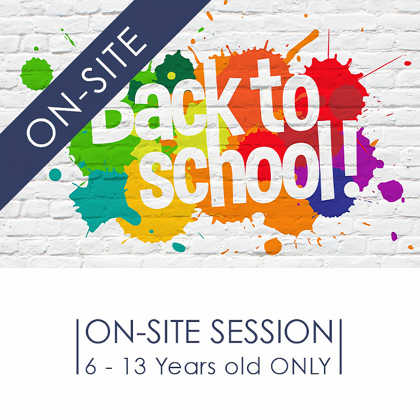 Back to School - 90 Minutes ON-SITE French Cultural Event