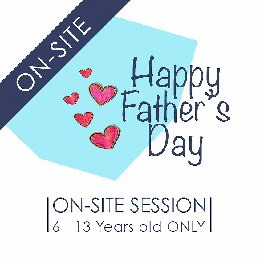 Father's DAY - 90 Minutes ON-SITE French Cultural Event