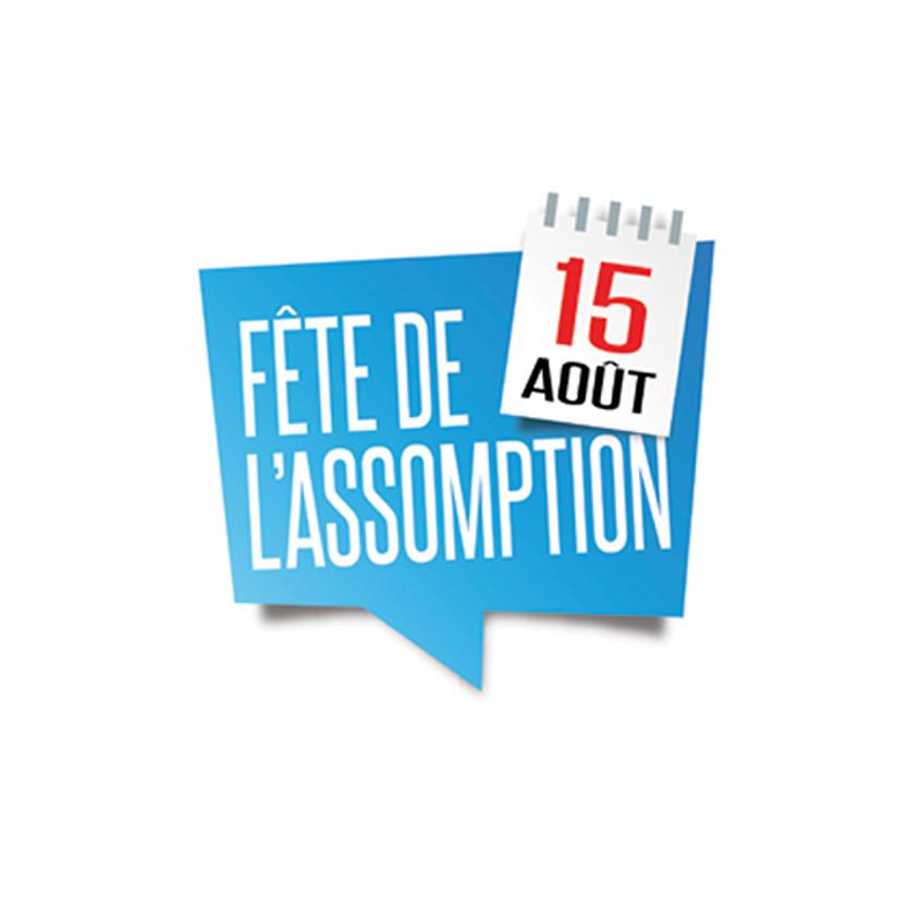 Fete de l'Assomption's 1 Hour Cultural Event