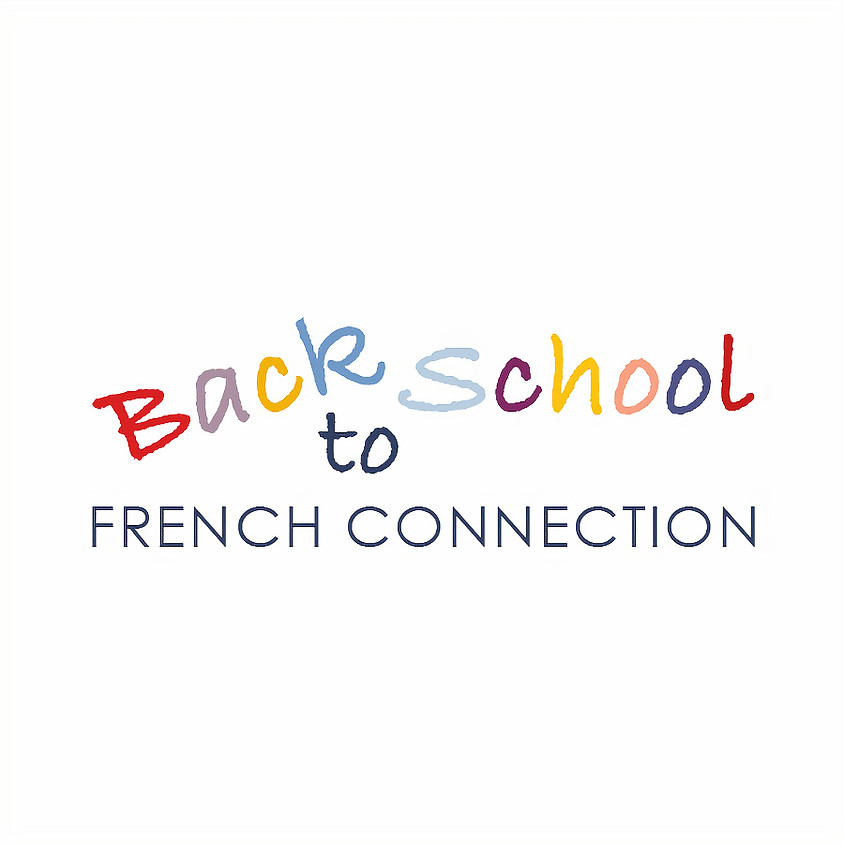 2-HOUR  Year Round Back to School French Connection