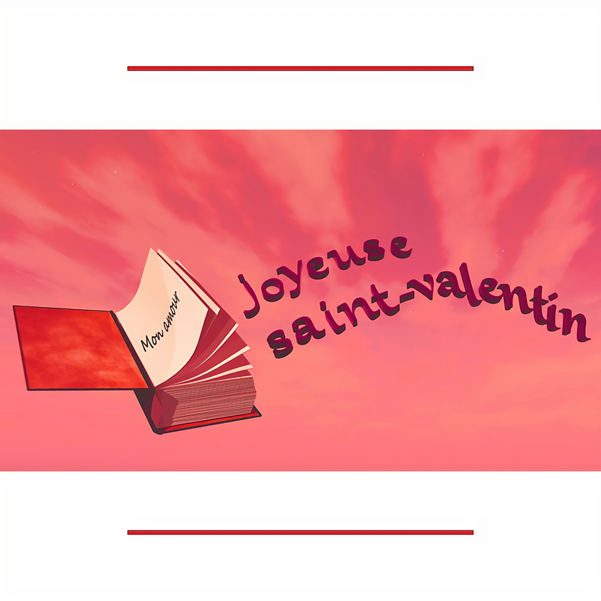 Valentine's Day - 90 Minutes French WINTER Cultural Event