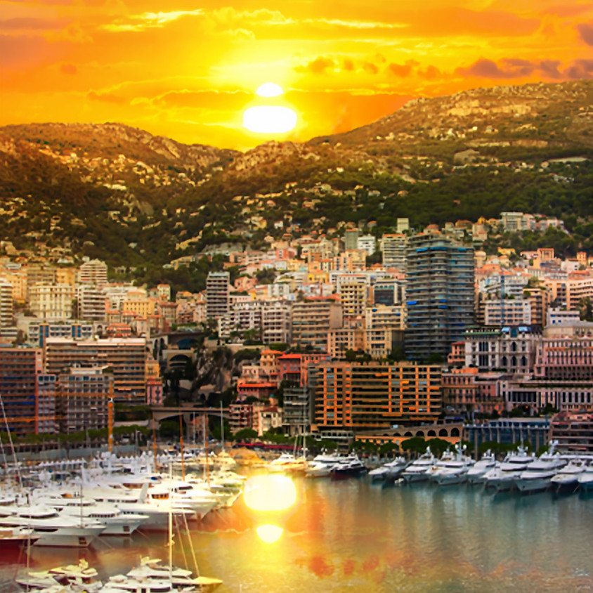 Monaco Yacht Show - 1 Hour French FALL Cultural Event