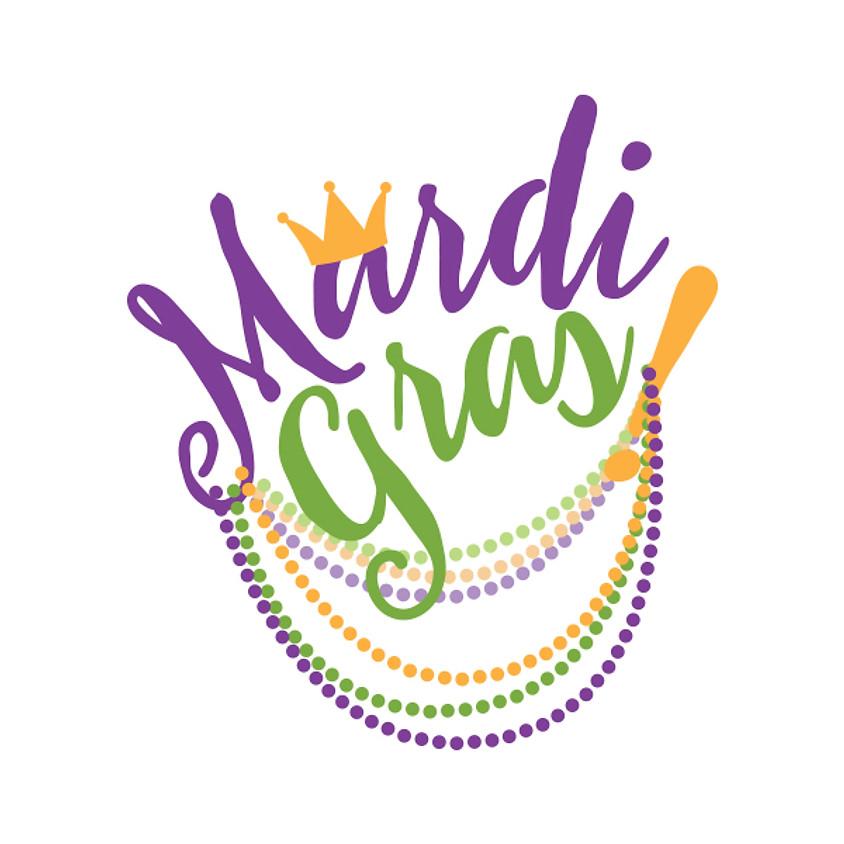 Mardi Gras 2-HOUR Theme Based French Enhancement Workshop