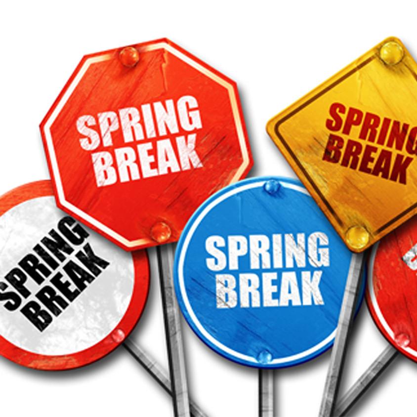 Spring Break 2-HOUR Theme Based French Enhancement Workshop
