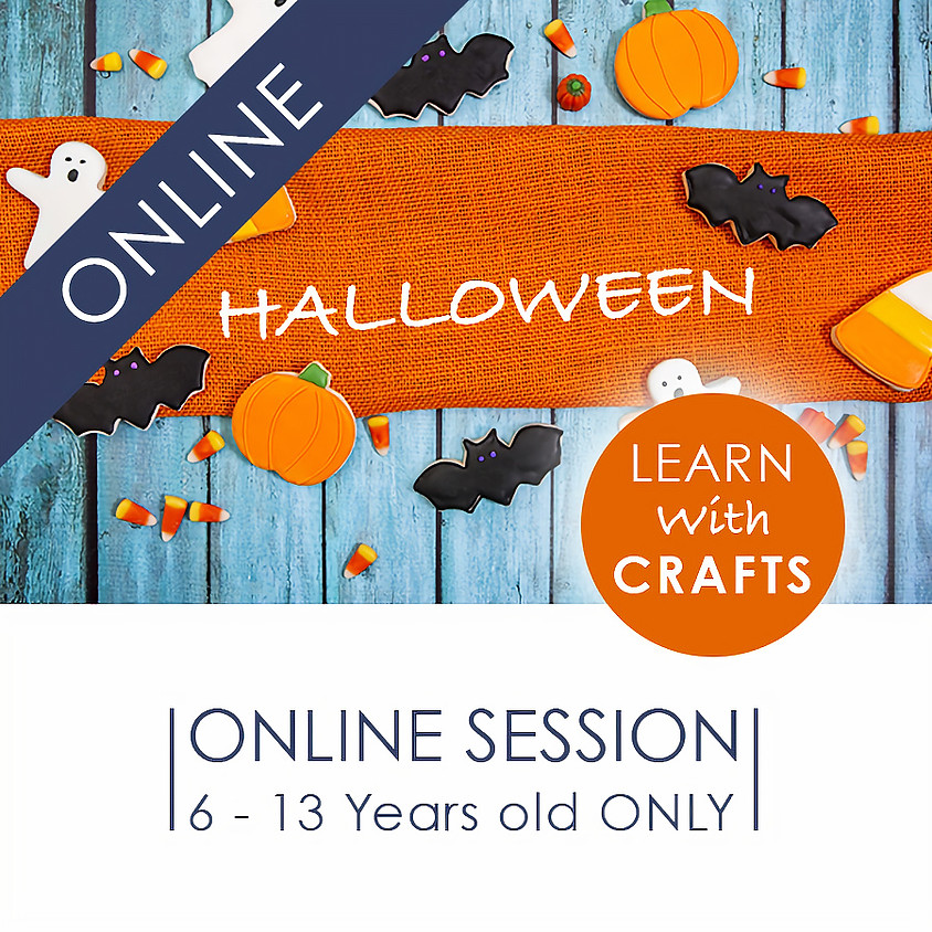 HALLOWEEN - 90 Minutes ONLINE French Cultural Event
