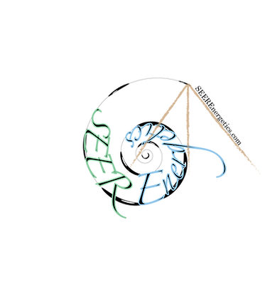 SEER Energetics w/ Gahiji Akil Logo