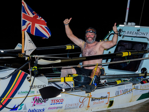 Meet the 1st Amputee to Row Solo Across the Atlantic