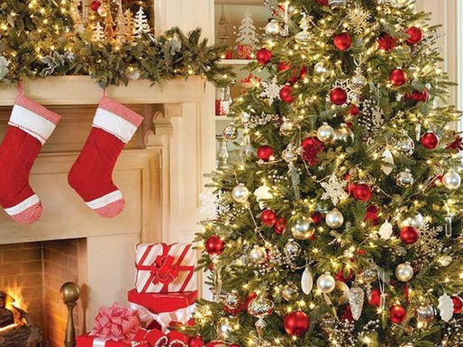 The 10 Types of Decorated Christmas Trees