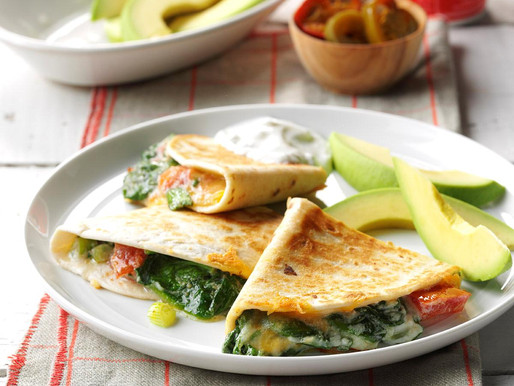HEALTHY LIVING: 3 Simple, Nutritious Meals to Serve Your Family This Week