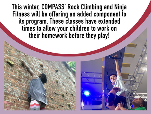 ANNOUNCEMENT: Winter 2019 Programs