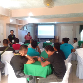 Updating of General Protected Area Management Plan of Apo Reef Natural Park