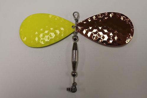 Chartreuse/Copper 10/10