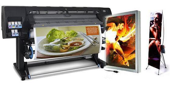 Impresiónde gran formato HP