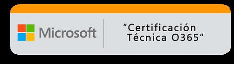 Certificación Técnica O365