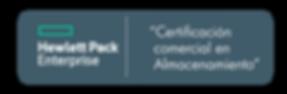 Certificación Comercial en Almacenaminto