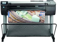 Impresora multifunción HP DesignJet serie T830