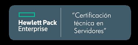 Certificación Técnica en Servidores