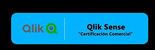 Certificación Comercial Qlik Sense