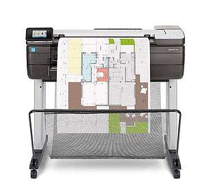 Impresora HP DesignJet de la serie T1700