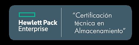 Certificación Técnica en Almacenaminto