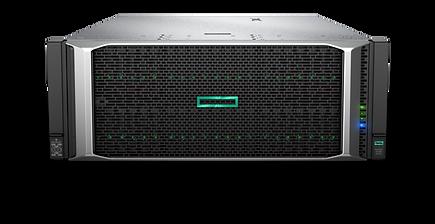 DL580 Gen10  Intel Xeon 8100, 6100, 5100
