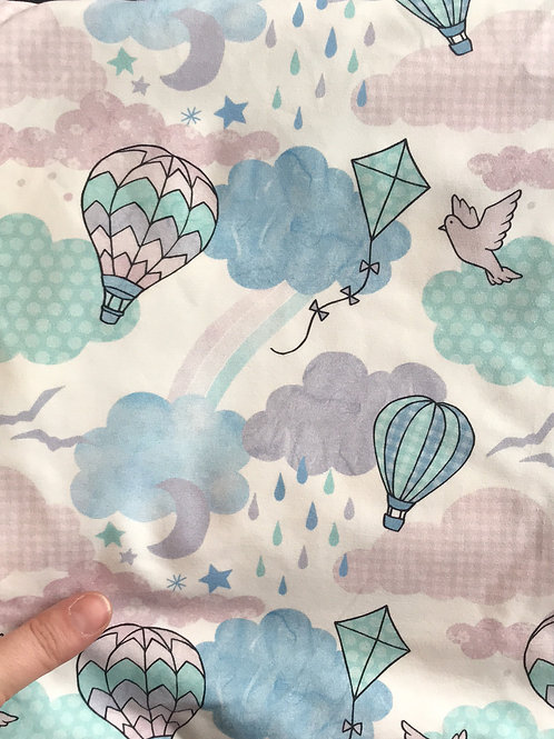 Watercolour Hot air balloon Jersey
