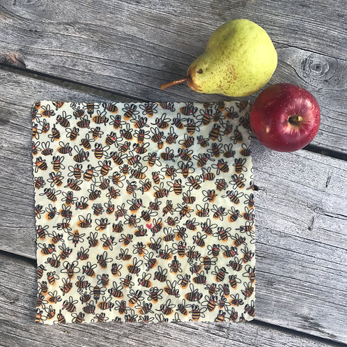 Busy bees - Beeswax Wrap