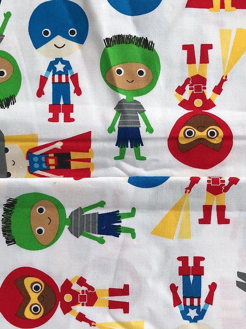 Superheroes Bread Sack