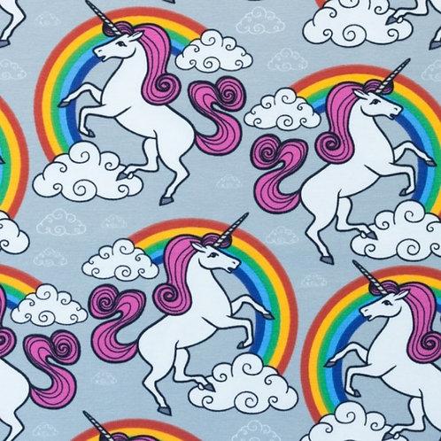 Unicorns & Rainbows Raglan T-shirt