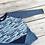 Thumbnail: Organic Whale Block T-Shirt