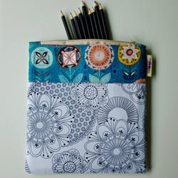Colouring Pencil case