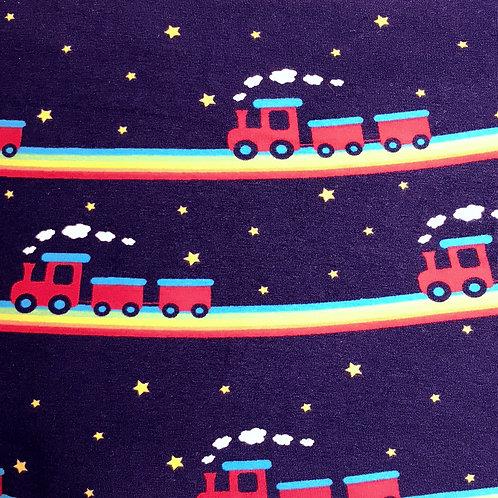 Rainbow Train Leggings