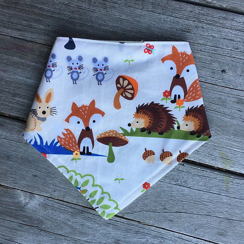 Forest Friends Bandana