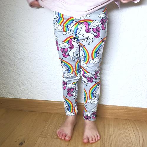 Unicorn Rainbow Leggings