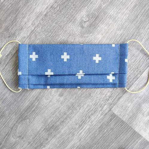 Crosses Chambre Reusable Face Covering